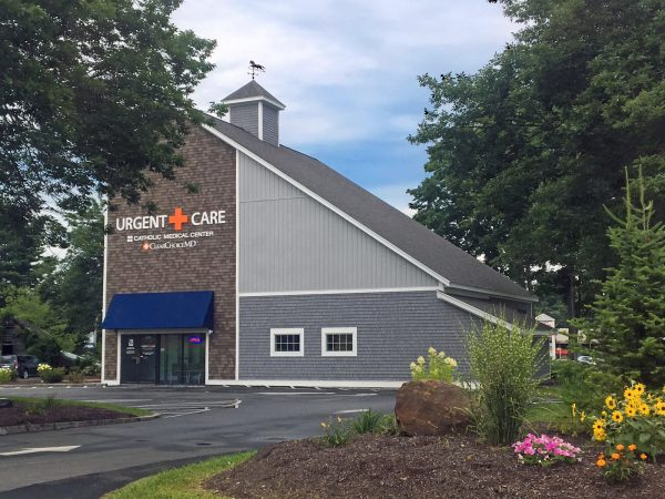 ClearChoiceMD-CMC Urgent Care - Goffstown, NH