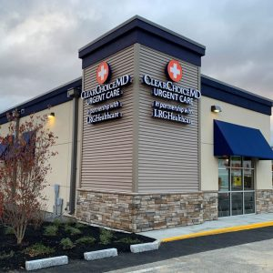 ClearChoiceMD-LRGH Urgent Care in Tilton, NH