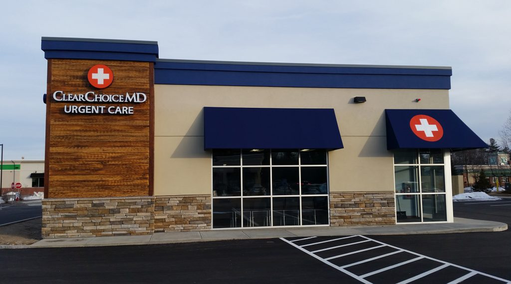 ClearChoiceMD Urgent Care Epping NH