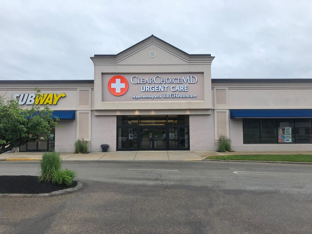 ClearChoiceMD Urgent Care in Belmont, NH